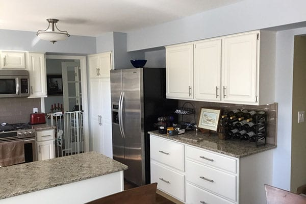 Kitchen Cabinet Painters In Ann Arbor, Plymouth, & Canton ...