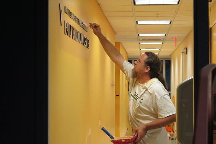 Commercial Interior Painted In Ann Arbor MI