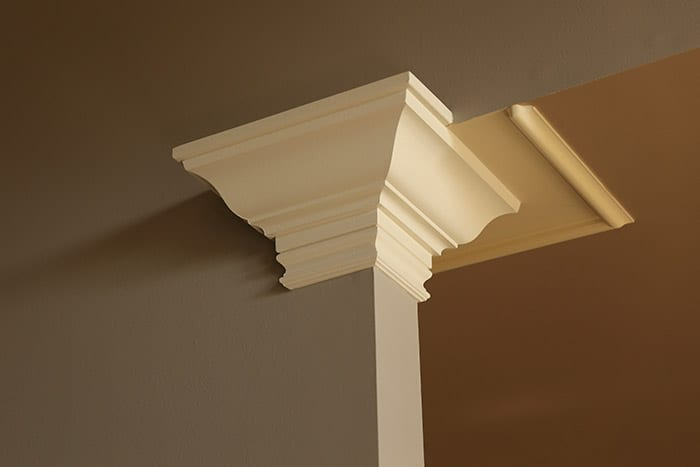 Custom Trim In Canton MI Home