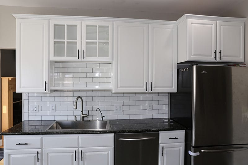 Kitchen Cabinet Painters In Ann Arbor Plymouth Canton Tribble Painting Company