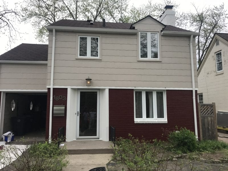 Exterior Painting In Ann Arbor - After