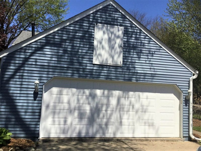 After Garage Painting Service In Canton MI