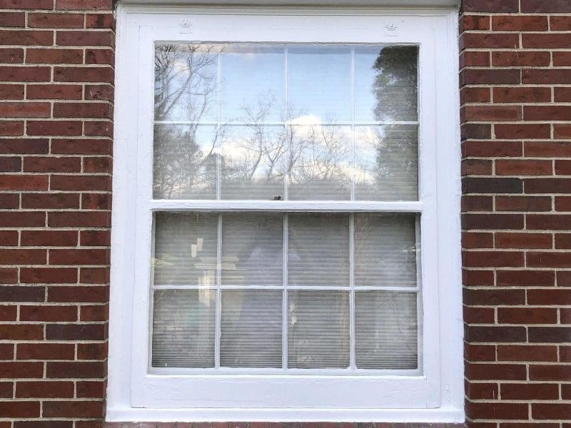 Window Trim Painting Service in Canton MI - After