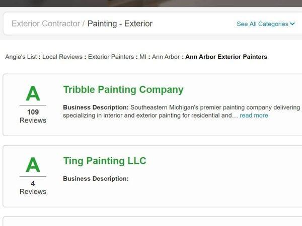 Exterior painters in Ann Arbor