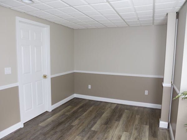 After updating the walls with popular interior paint colors